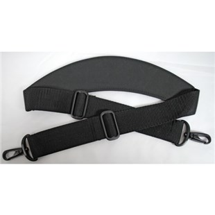 Q5221JTOS2 Black Shoulder Strap for Cordura Zipper Cases