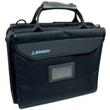 Jensen Tools Single Black Cordura Case w/pallets only