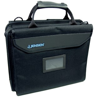 Jensen Tools 03-8150D Single Black Cordura Case w/pallets only