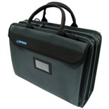 Jensen Tools Double-Sided Gray Ballistic Nylon Case with pallets only