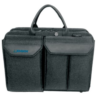 Jensen Tools H1935JTR1 Double Black Cordura Plus Case