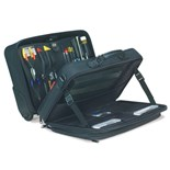 Jensen Tools Soft Sided Rolling Tote with Pallets