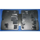 Jensen Tools 07-2894D Bottom Hinge Pallet F/ -17 & 77 Kits.  17.75 x 12.75""