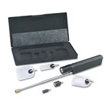 Mayhew 17715 Deluxe Illuminated Inspection and Retrieval Kit, 7 pc.