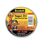 "3M 33+ Black Electrical Tape without Dispenser, 3/4"" x 66'"
