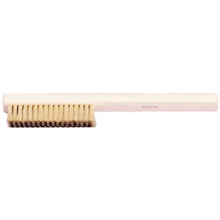"Grobet 16.310 Brass Scratch Brush, 8"" Long"