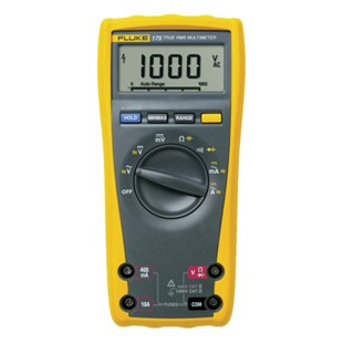 Fluke Cert175 True RMS DMM with Certificate of Calibration