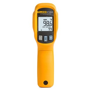 Fluke FLK FLUKE-67 MAX Clinical Infrared Non-Contact Thermometer