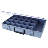Flambeau 1021-2 Case with 21 Compartments
