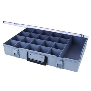 Flambeau 6745AG Case with 21 Compartments