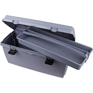 "Flambeau 23800-2 Tool/Storage Box, 23 x 10-1/2 x 11-1/2"" I.D."