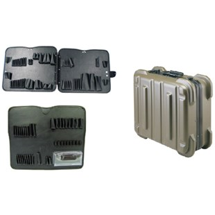 Jensen Tools Rugged Duty Case & Pallets f/ JTK-17RIM