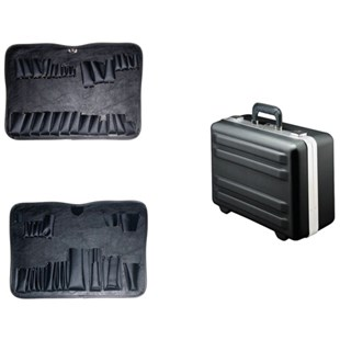 Jensen Tools 356-055 Deluxe Poly Case with pallets only