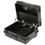 "Jensen Tools 2B1714R-001/356-410 Horizontal Tough ""Tote"" Case, 10"" Deep"