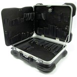Jensen Tools Heavy-Duty Poly Case with Pallets Only