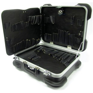Jensen Tools 356B950 Heavy-Duty Poly Case with Pallets Only