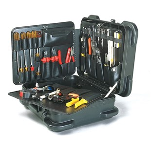 Jensen Tools 356B999 Euro-Style Tool Case and Pallets Only