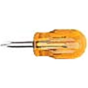 "Weller-Xcelite SX102 #2 x 1-5/16"" Stubby Phillips Screwdriver"