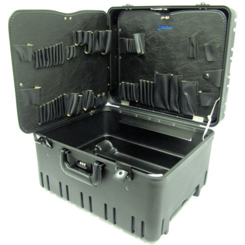 Jensen Tools 377b229 10 Quot Roto Rugged Wheeled Case With