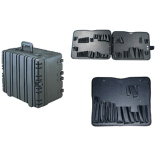Jensen Tools 377-393 Roto-Rugged™ Wheeled case & pallets only