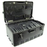 Jensen Tools 377-394 Roto-Rugged™ wheeled case & pallets only