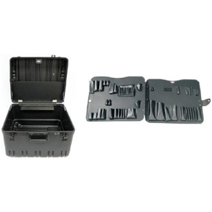 Jensen Tools 377-496 Roto-Rugged™ Wheeled Case & pallets only (JTK-53WD)