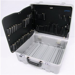 Jensen Tools 377B525 Super Tough Gray Case with Pallets only
