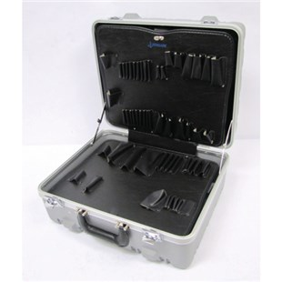 "Jensen Tools 377B540 9-1/4"" Deep Super Tough Case w/Pallets only"
