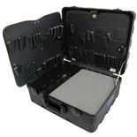 Jensen Tools 377B653 Rota-Tough Case w/ Side Hinge Pallet