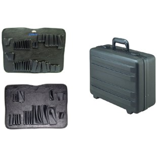 Jensen Tools 377B851 Monaco Tool Case and Pallets f/ JTK-17RL