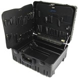 """Jensen Tools 377-247 10"""" Roto-Rugged™ wheeled case w/Pallets only"""