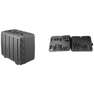 Jensen Tools 377B910 X-tra Rugged Rota-Tough™ Case & Pallets only