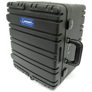 "Jensen Tools 130-967 Roto-Rugged ""Tote"" Case w/ CEK-57 pallets"