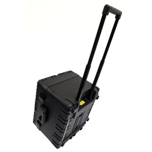 "Jensen Tools 912-2TB1077 Roto-Rugged™ wheeled case 12"" deep"