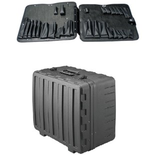 Jensen Tools 377-960 X-tra Rugged Rota-Tough Case and Pallets Only