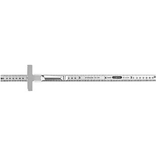 General 301/1 JEN LOGO 301/1 STEEL RULER 6""