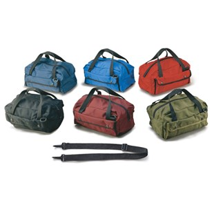 "Jensen Tools H1930JT Mechanic's Tool Bag, Navy, 12"" x 5-1/2"" x 6"""