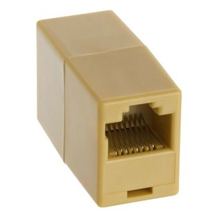 Pan Pacific DC-102-8CD 8-Wire Modular Single CAT5e Cable Coupler
