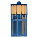 Euro Tool FIL-986.10 6-pc. File Set