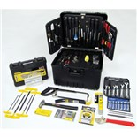 Jensen Tools 57-TJ107 CEK-57  Industrial Service Kit in Roto Rugged Wheeled Case