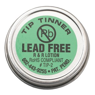 R & R Lotion Lead-Free Tip Tinner/Cleaner