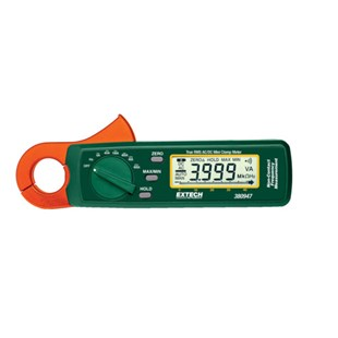 Extech 380947-NIST W/CERT OF CA 380947-NIST W/CERT OF CAL MINI CLAMP METER