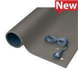 "SCS 8901 Two-Layer Static Dissipative Rubber Table Mat - 0.065""x24""x48"""