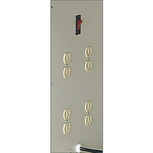 Lista 7Z19EP Electrical Panel for Riser Box Support