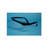 SAP0140-BL Black Frame, Safety Glasses