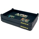 "Protektive Pak 37750 Stacking Tek-Tray with Foam, 18"" x 11-3/8"" x 1-3/4"""