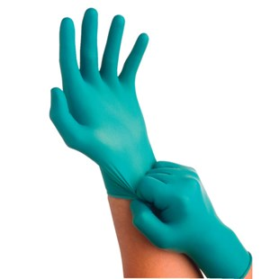 Ansell-Edmont 92-600-L Touch N Tuff® Nitrile Gloves, Power Free, Large, 100/Box