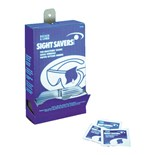 Bausch & Lomb 8574GM Sight Savers Pre-Moistened Lens Cleaning Wipes, 100/Box