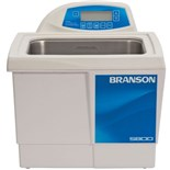 Branson CPX5800H Ultrasonic Cleaner with Digital Timer Plus Digital Heat Control, 2-1/2 Gallon