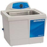 Branson M5800 Ultrasonic Cleaner with Mechanical Timer without Heater, 2-1/2 Gallon